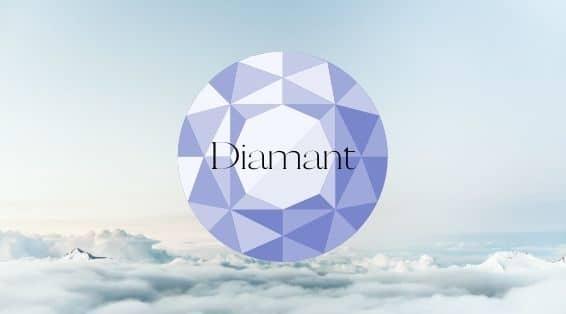 Diamant Logo des Simonclubs